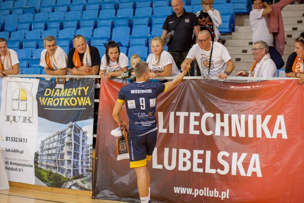 LUK Politechnika Lublin - APP Krispol Września [14.09 (11)