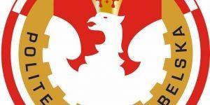 Lubelski Klub Przyjaciół Siatkówki-Politechnika Lubelska-logo