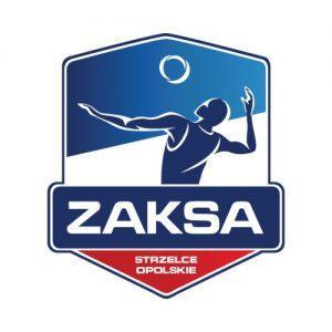 ZAKSA Strzelce Opolskie-logo